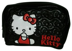 Hello Kitty Hello Kitty Quilted Make-up Pouch