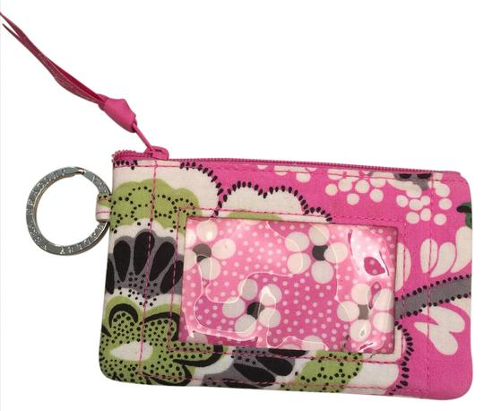Vera Bradley Key Ring Credit Card Pouch Image 0