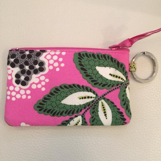 Vera Bradley Key Ring Credit Card Pouch Image 1