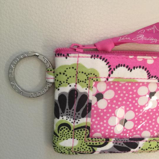 Vera Bradley Key Ring Credit Card Pouch Image 2