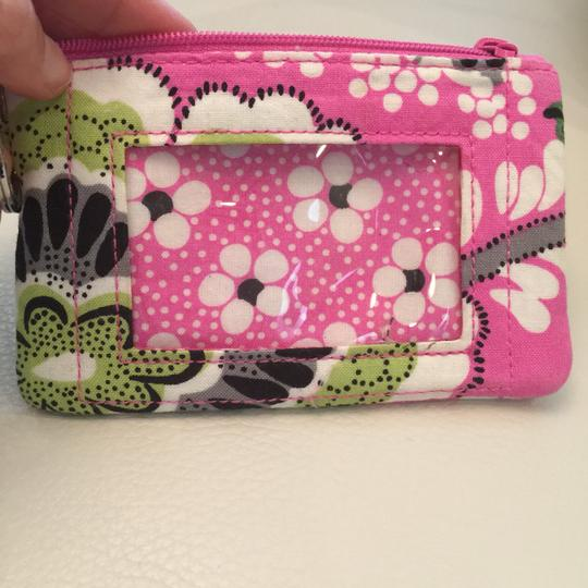 Vera Bradley Key Ring Credit Card Pouch Image 4