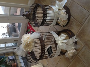 Wedding Birdcage For Sale