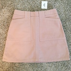 Urban Outfitters Mini Skirt pink