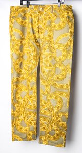Versace Yellow * Gianni Jeans