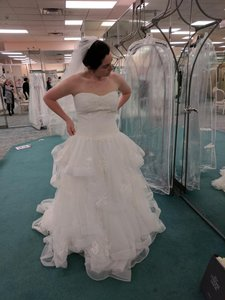 Vera Wang Vw351197 Wedding Dress