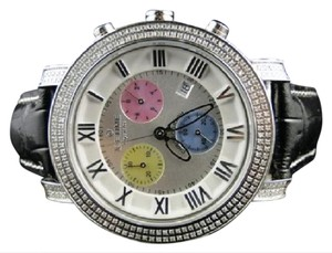 IceTime Icetime/Jojo/Joe Rodeo Swiss Exec Diamond Watch 1.5 Ct
