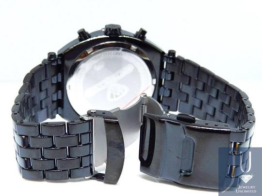 Other Aqua Master Jojo Joe Rodeo Black PVD Finish 48 MM W#351 Diamond Watch