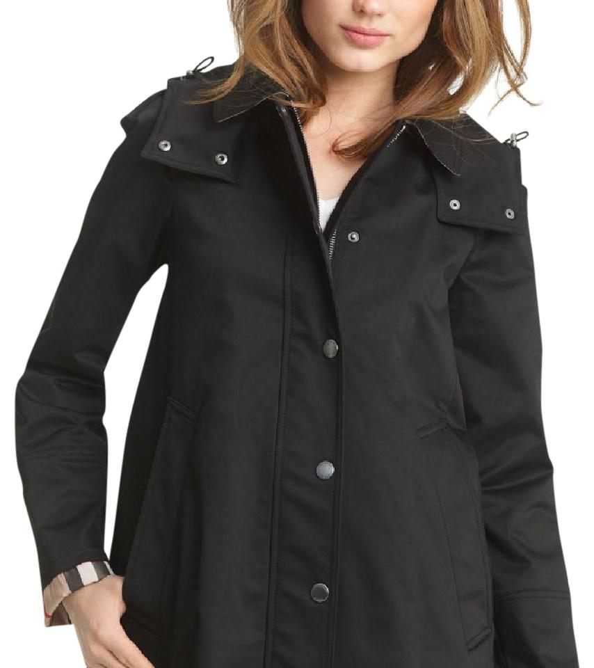 d405236fa83 Burberry Brit Black Bowpark with Liner Coat Size 2 (XS) - Tradesy