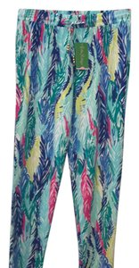 Lilly Pulitzer Skinny Pants multi light as a feather