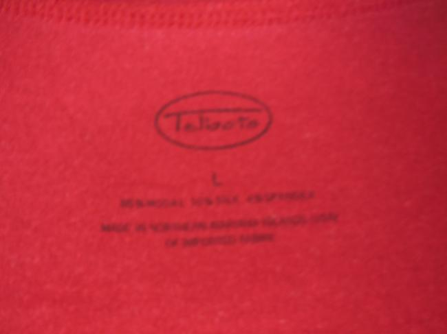 Talbots Rounded Neckline Pullover Long Sleeves Modal/Silk/Spandex Machine Wash Tunic