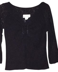 Elliott Lauren Top Black