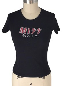 Miss Sixty T Shirt Black
