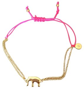 Stella & Dot Beautiful Gold Elephant Bracelet