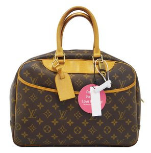 Louis Vuitton Lv Deauville Monogram Canvas Handbag Tote