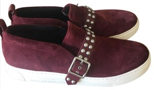 Marc by Marc Jacobs burgundy Athletic