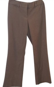 Ann Taylor LOFT Trouser Pants Tan