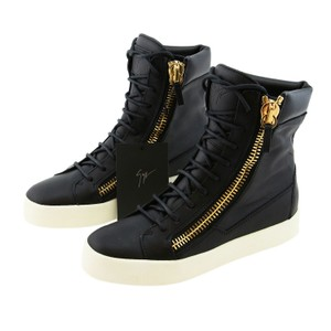Giuseppe Zanotti Zanotti Sneakers High-top Sneakers Zanotti Women Zanotti For Women Black Boots