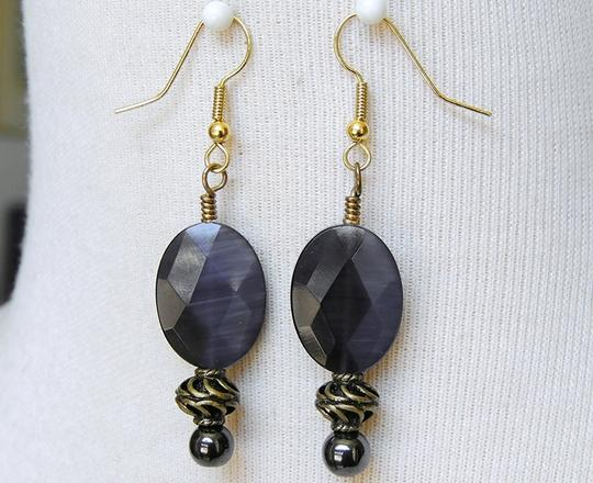 Preload https://item5.tradesy.com/images/charcoal-14k-gold-filled-hematite-earrings-2093764-0-0.jpg?width=440&height=440