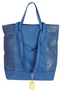 Sorial Tote in Blue