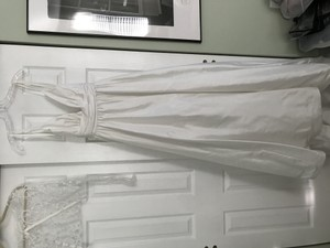 LulaKate Mccants Mikado Silk Bridal Gown Wedding Dress