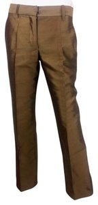 Marc Jacobs Straight Pants brown