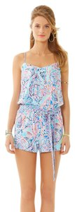 Lilly Pulitzer Beach Vocation Dusk Shell Me About It Summer Dress
