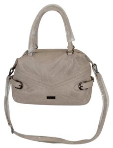Sorial Satchel in Off White