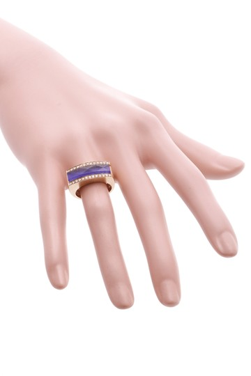 Other Stephen Webster 18K Yellow Gold Lapis Crystal Haze Ring