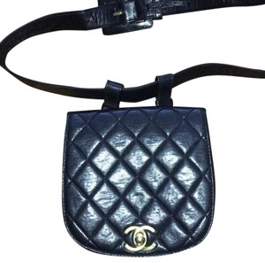 Chanel authentic Chanel waist bag Pouch serial number 1835567
