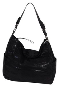 Sorial Tote in Jet Black