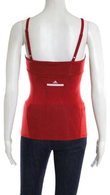 Item - Red Spaghetti Strap Activewear Top Size 8 (M, 29, 30)