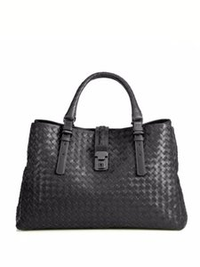 Bottega Veneta Satchel in Nero