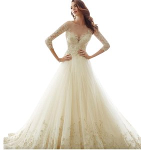 Sophia Tolli Andria Y21666 Wedding Dress
