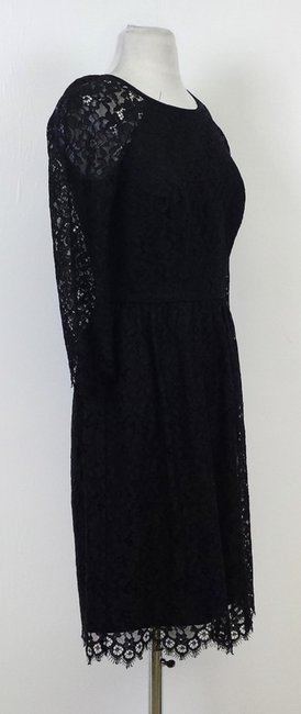 Trina Turk short dress Black Lace Fit & on Tradesy