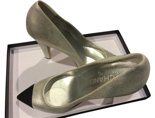Preload https://item1.tradesy.com/images/chanel-silver-sandals-2093840-0-0.jpg?width=440&height=440