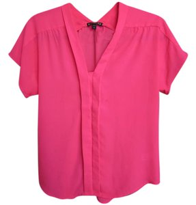 Express Top Neon Pink