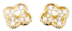 Van Cleef & Arpels Vintage Alhambra earrings VCARA44700