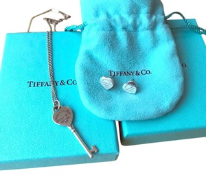 Tiffany & Co. Jewelry set Tiffany & co earrings and necklace set
