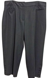 New Directions Capri/Cropped Pants Black