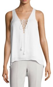 The Jetset Diaries Top White