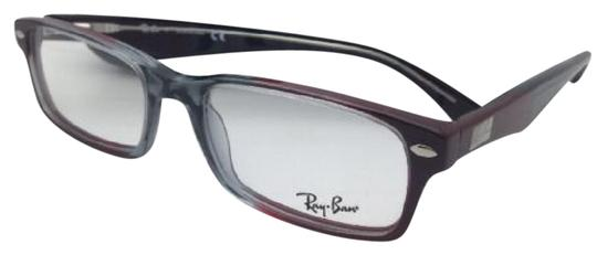 Preload https://img-static.tradesy.com/item/20939408/ray-ban-rx-able-highstreet-rb-5206-5517-54-18-grey-red-burgundy-frame-grey-and-red-sunglasses-0-1-540-540.jpg