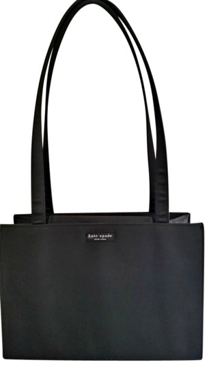 Preload https://item1.tradesy.com/images/kate-spade-structured-signature-medium-handbag-black-nylon-shoulder-bag-2093950-0-0.jpg?width=440&height=440