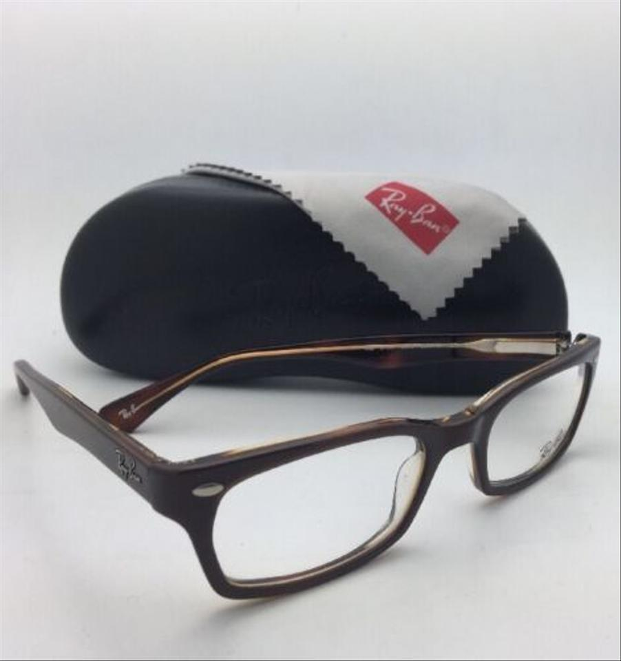 732408e4a3c77 Ray-Ban Rx-able Highstreet Rb 5150 2019 50-19 Brown On Tortoise ...