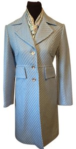 Grace Dane Lewis Work Cocktail Out Trench Coat