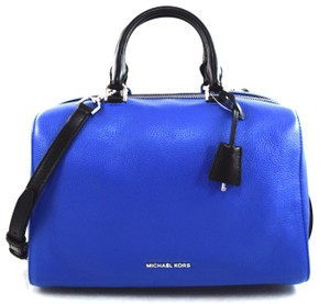 Michael Kors Satchel in Electric Blue