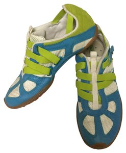 Diesel blue, green Athletic
