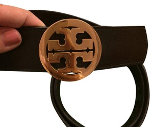 Tory Burch Tory Burch Logo Reversible Belt 1.5""