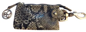 Jessica Simpson coin purse Wristlet in Grey and Black