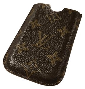 Louis Vuitton Louis Vuitton Monogram Case Compatible with iPhone 3, 3G, 4 and 4s