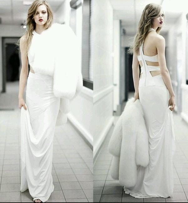 Alexandre Vauthier Gown Ball Gown Cocktail Dress Image 1